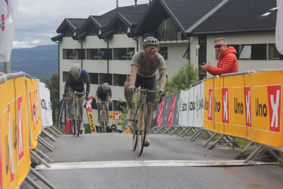 Tour te Fjells etappe 3