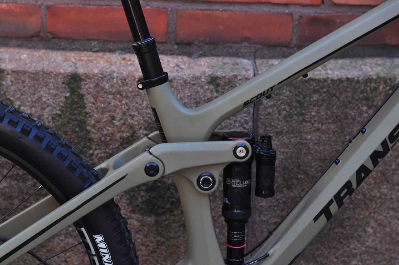 Transition Scout vippearm
