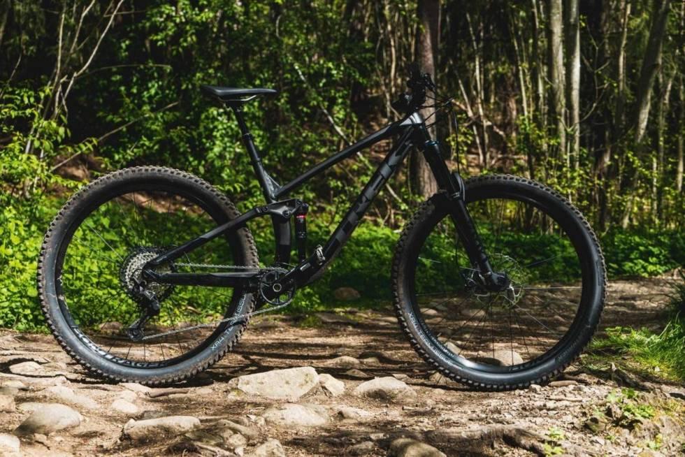 trek fuel ex brukt sykkel tips