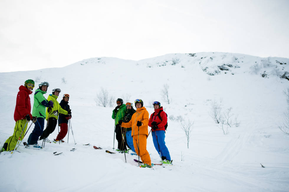 Trollhøe hukkers freeride frikjøring alpint lemonsjøen vågå