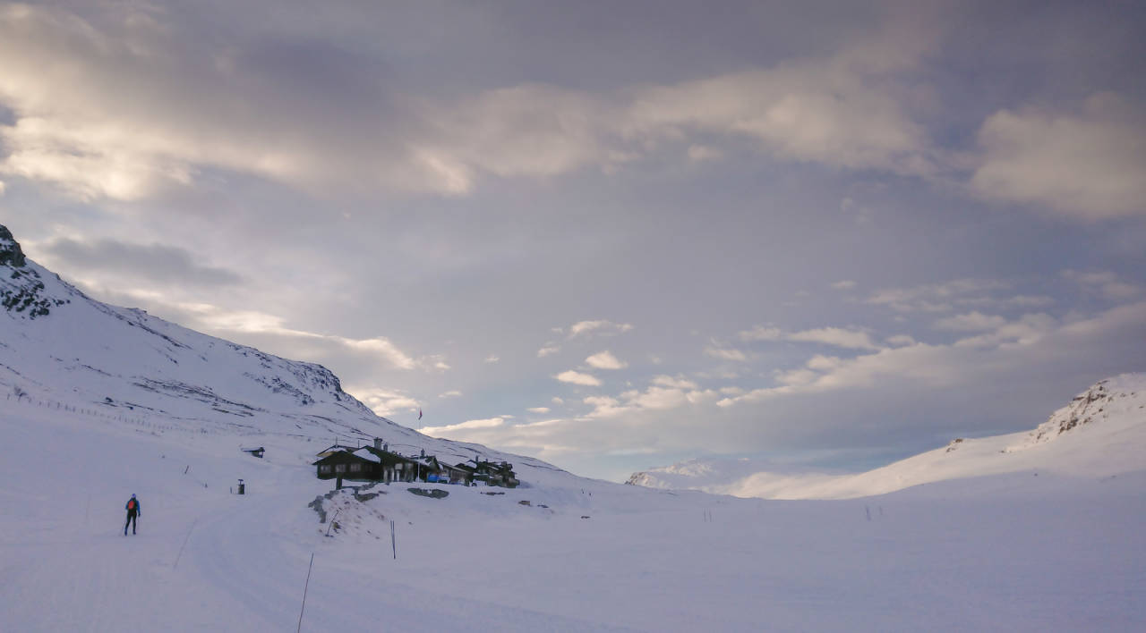 trolløypa smuksjøsæter fjellstue