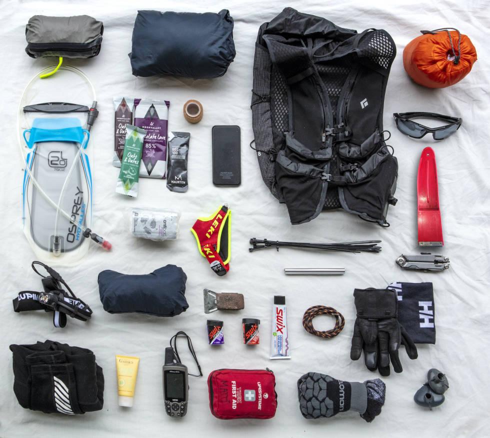 trolløypa utstyr skitur