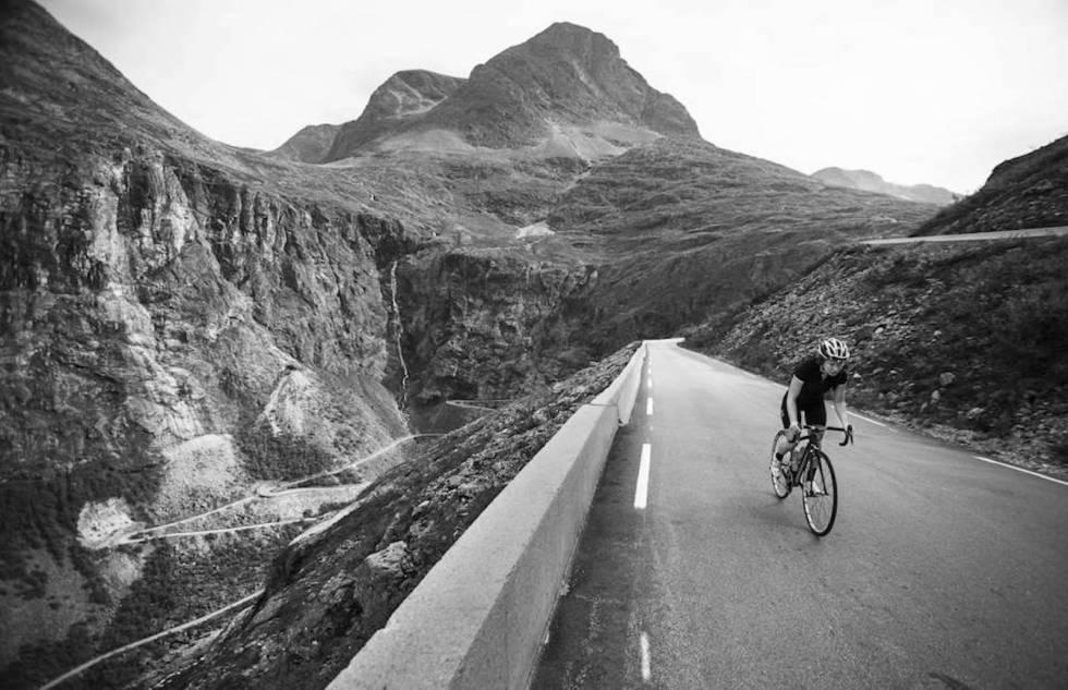Trollstigen sykkeltur