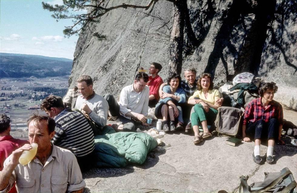 Trollveggen-1965-Klatring-2