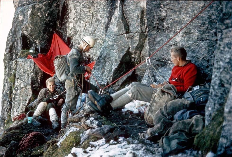 Trollveggen-1965-Klatring-3