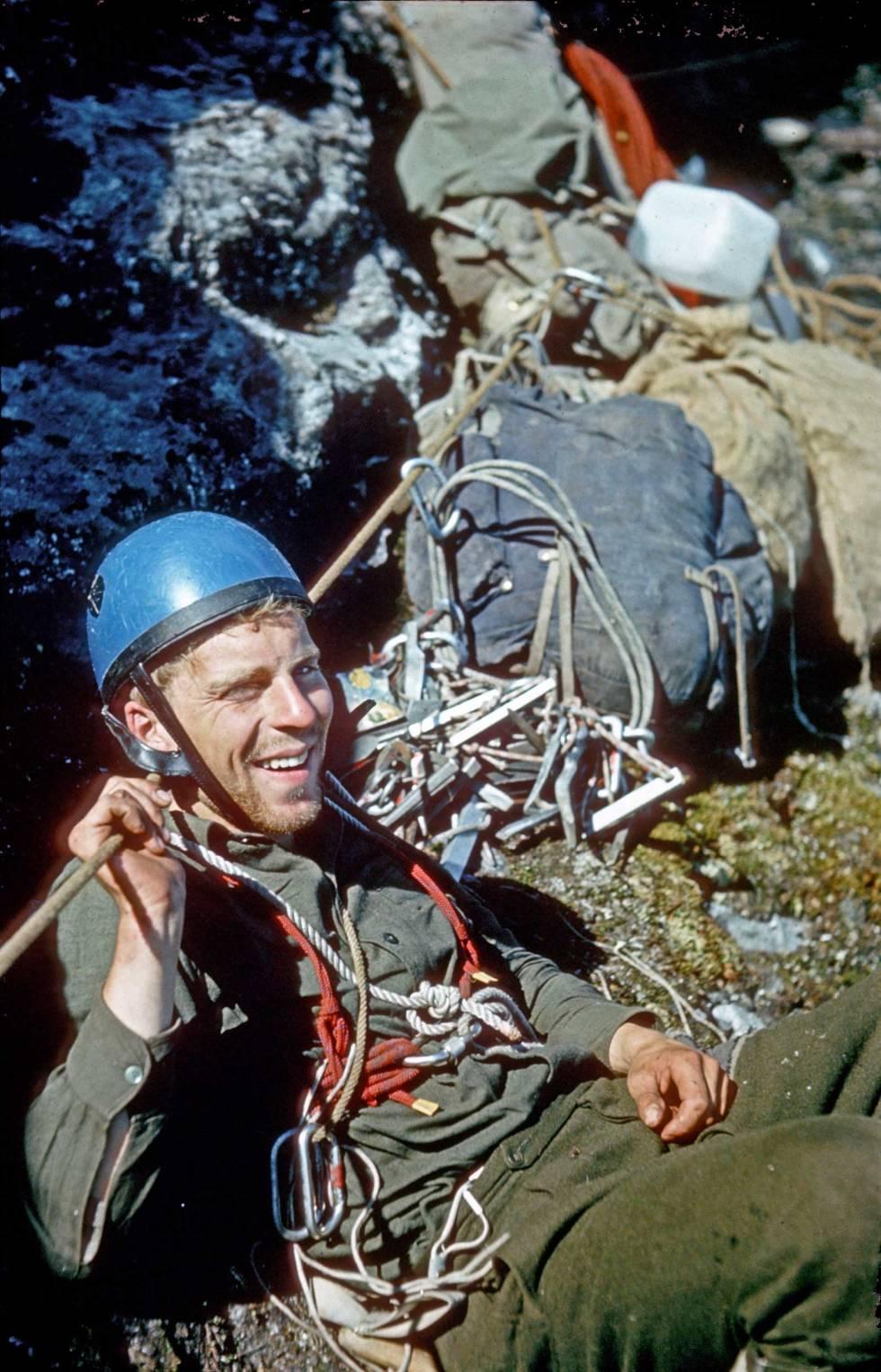 Trollveggen-1965-Klatring-5