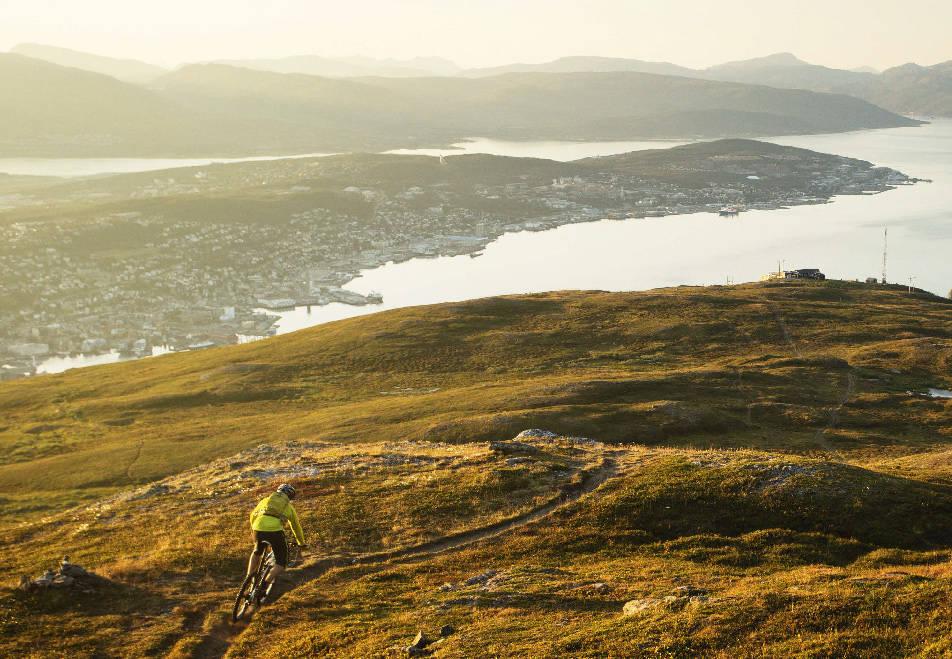 Tromsø sykling