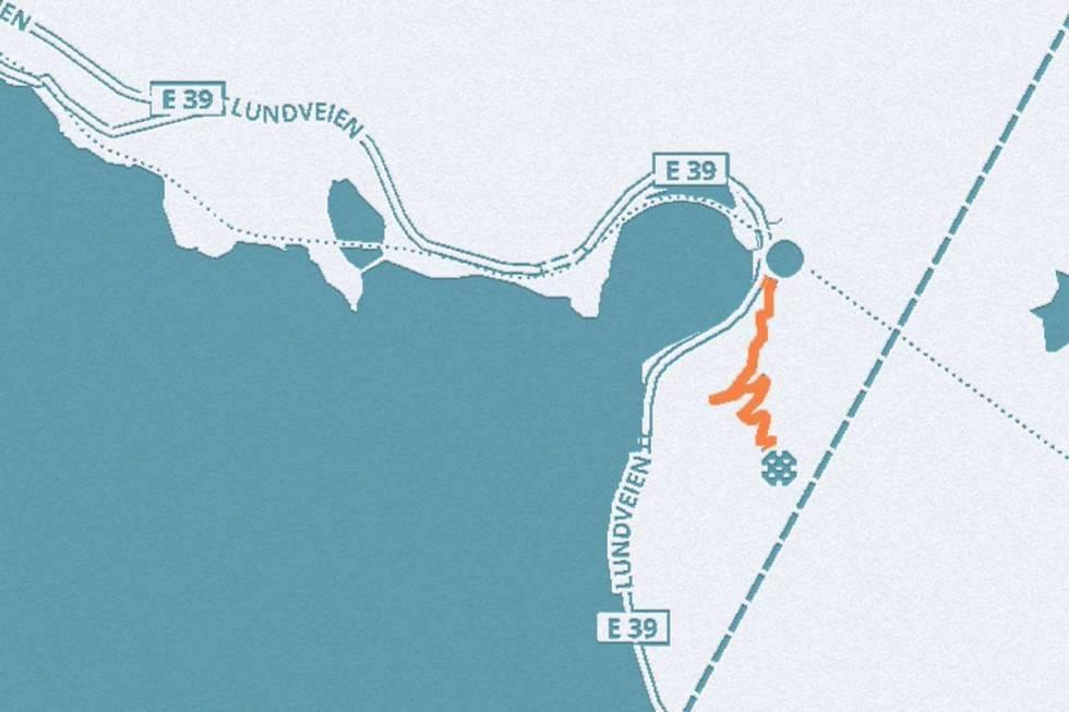 Tronåsen Moi Flekkefjord