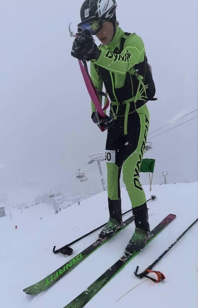 Ungdoms-OL randonee 2020 Trym Dalset Lødøen
