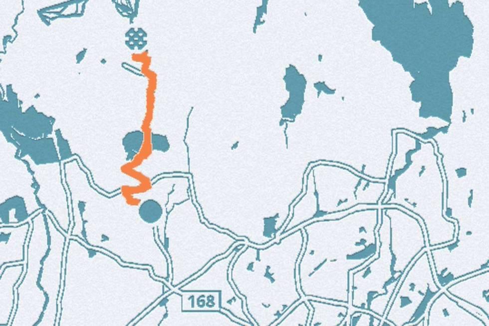 Tryvann Oslo sykling motbakke holmenkollen norge landevei