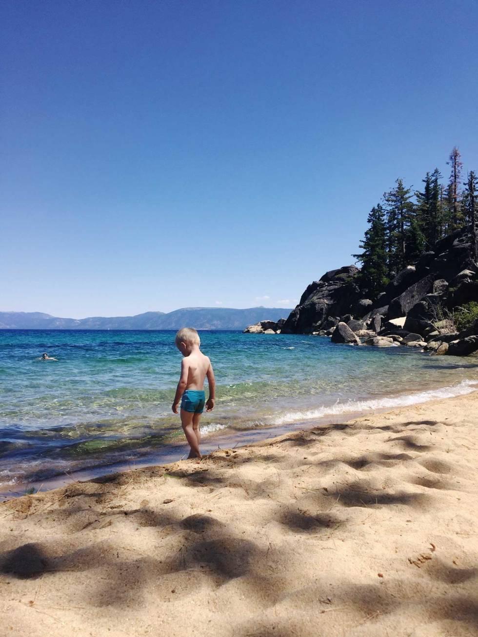 Tur-med-barn-California-Yosemite-7