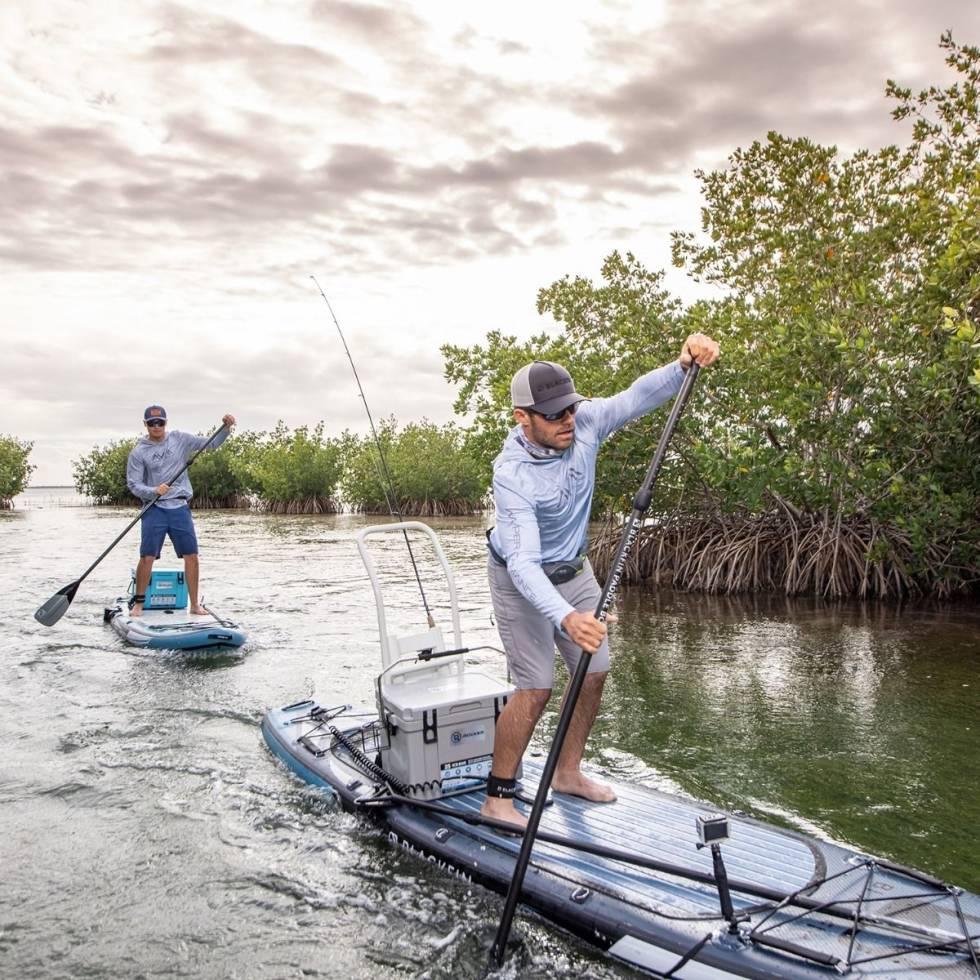 Amerikanerene har tatt SUP-touring og ekspedisjons-padling til et helt nytt nivå.