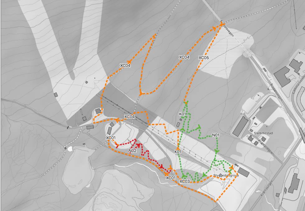 Tusten Skiheiser AS i Molde bygger stisenter