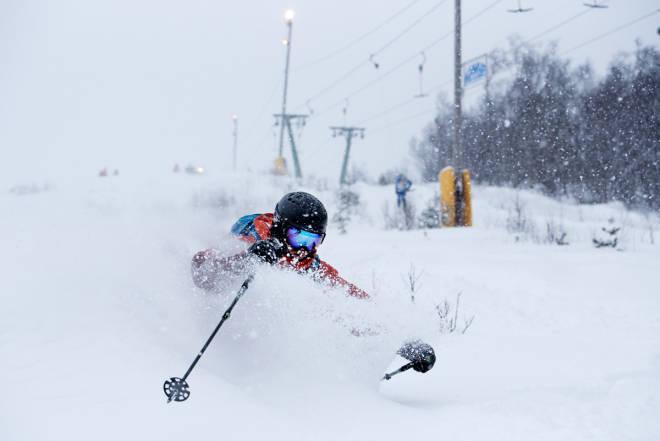 Tusten skisenter Molde Romsdal topptur