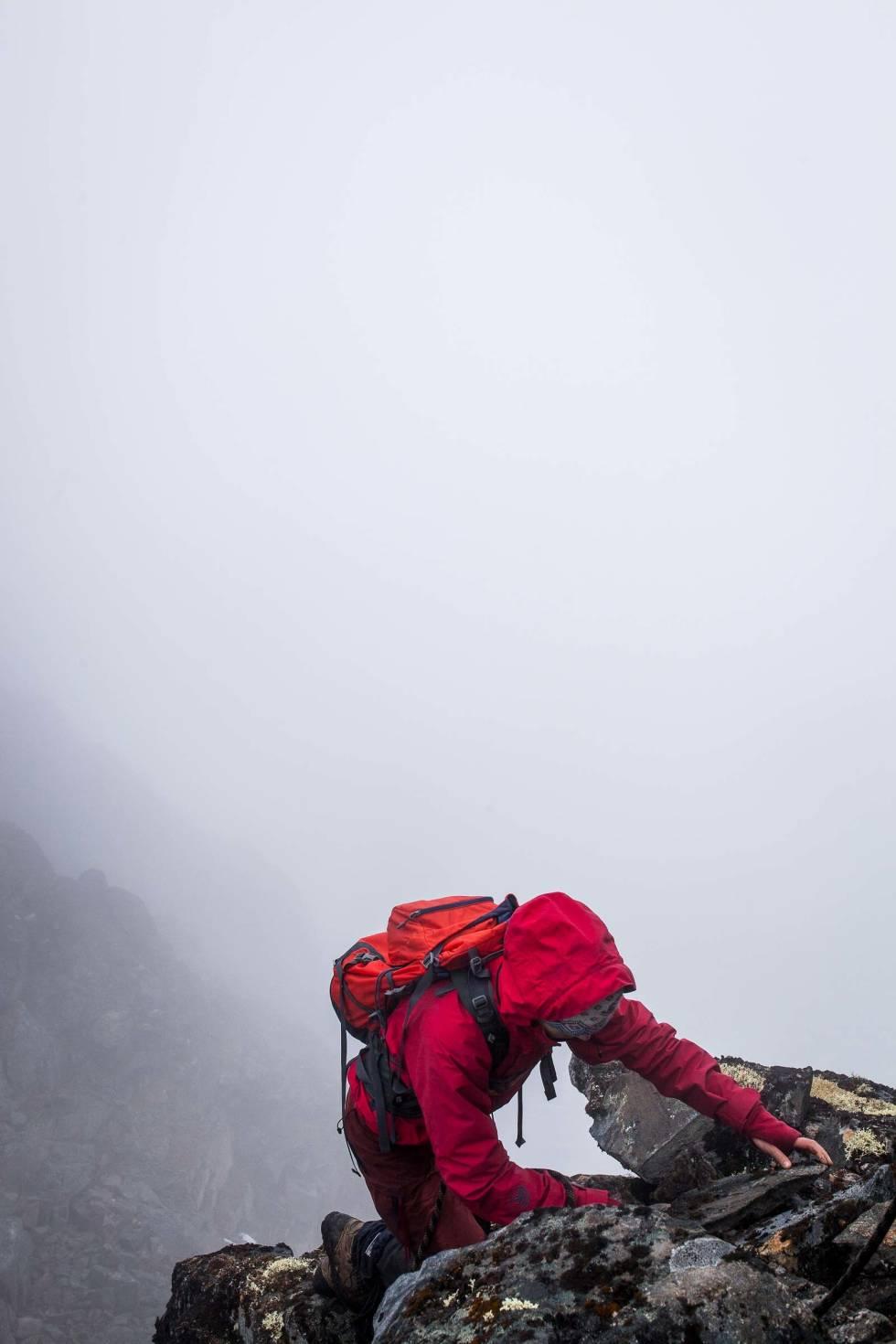 Urdadalstindene-Jotunheimen-vandring