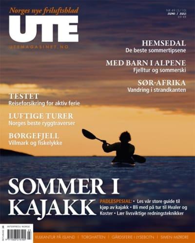 Teksten sto på trykk i UTE i juni 2010.