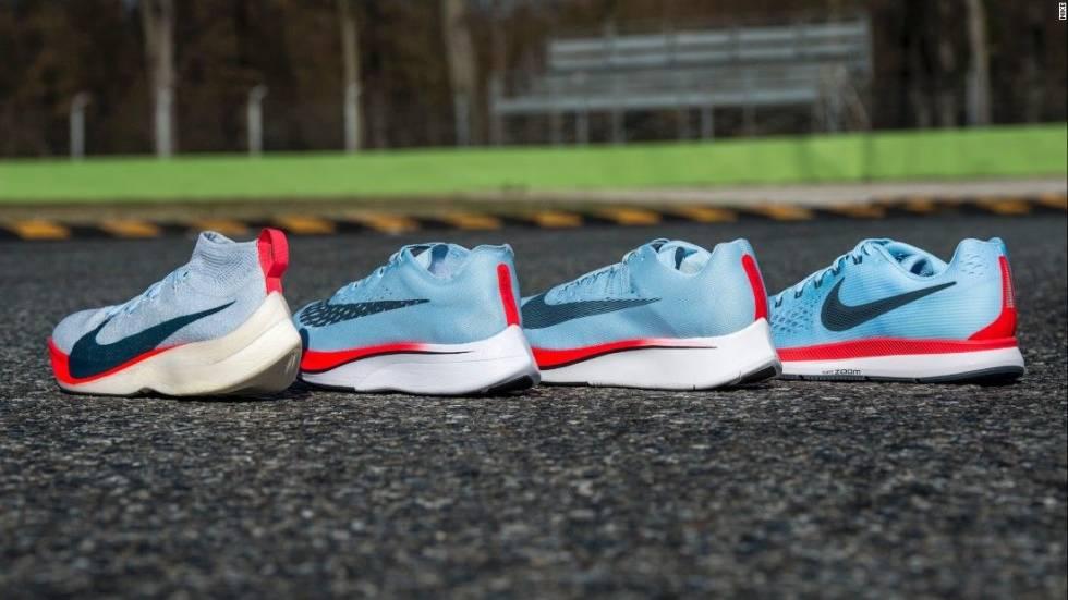 Nike sko-evolusjon