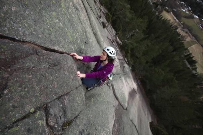 PÅSKE klatring