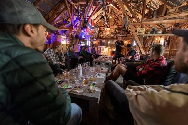 Huckfest terrengsykkel 2020 guide fri flyt foto Foto: Vegard Breie
