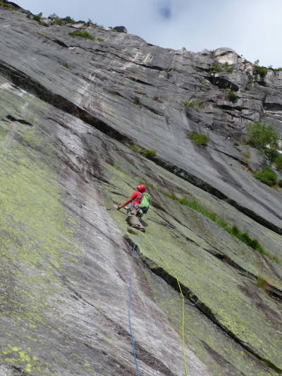 via ferrata andersnatten