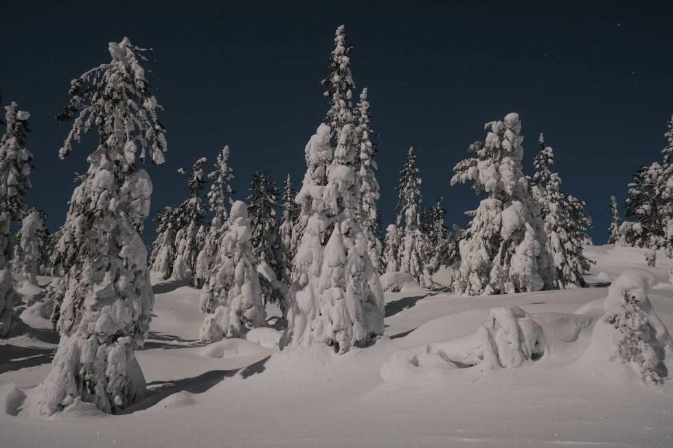 vintersykling overnatting tips