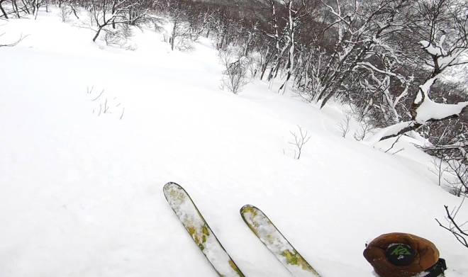 Völkl Blaze topptur skitest