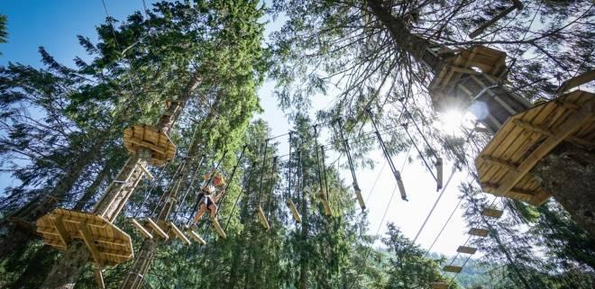 Voss klatrepark