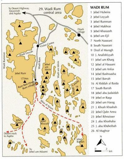 Wadi-Rum-Jordan-klatring-kart-2
