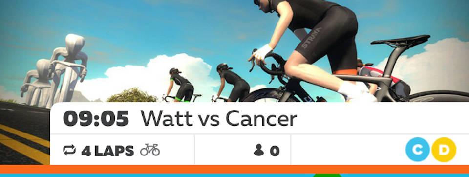 Watt vs Cancer gjennomføres til tross for koronaepedemien