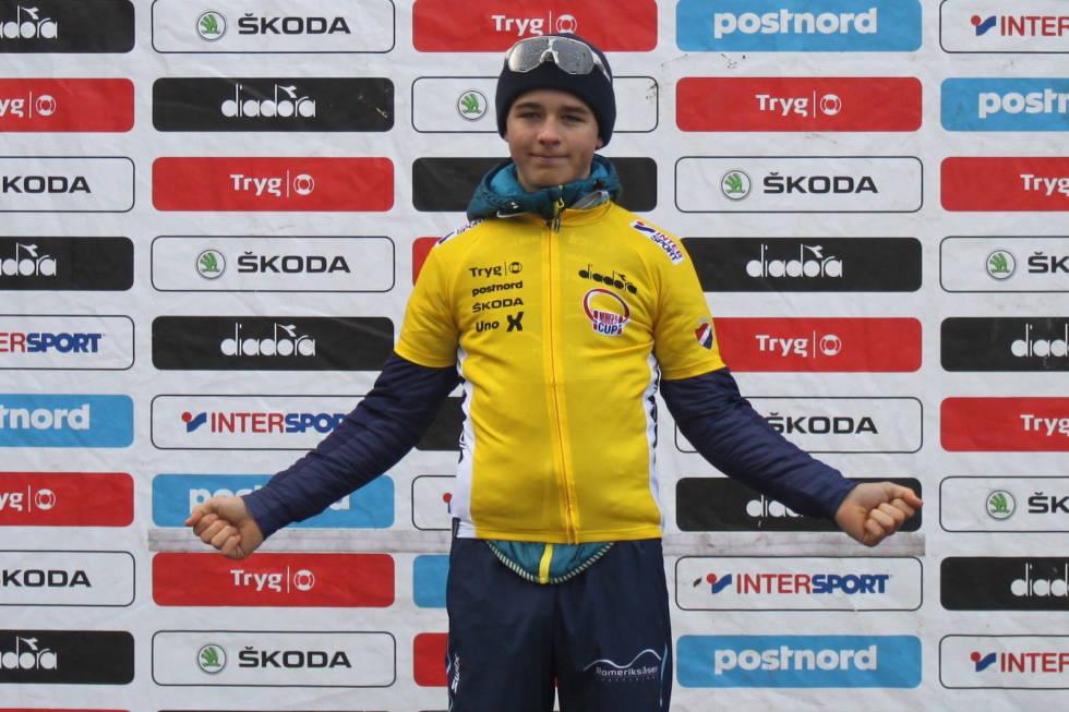 Norgescup kross Sandnes 2019 William Høines Larsen