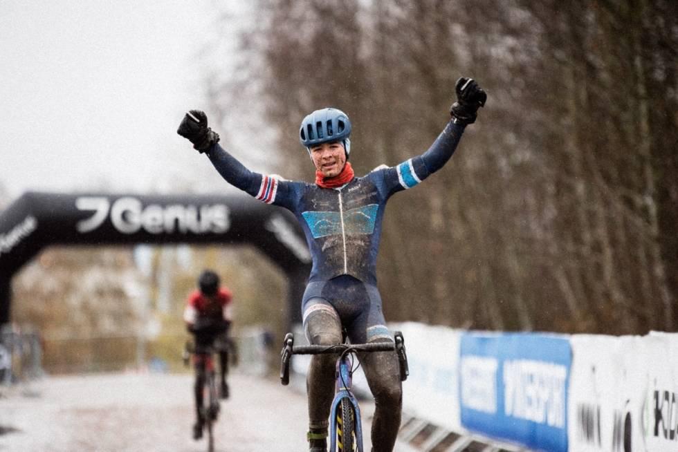 William Høines Larsen fikk Ungdomsprisen 2019 fra NCF Øst