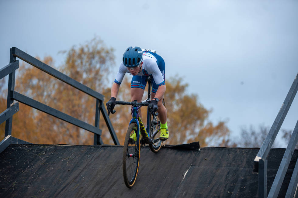 NM Cyclocross 2019 - William Høines Larsen