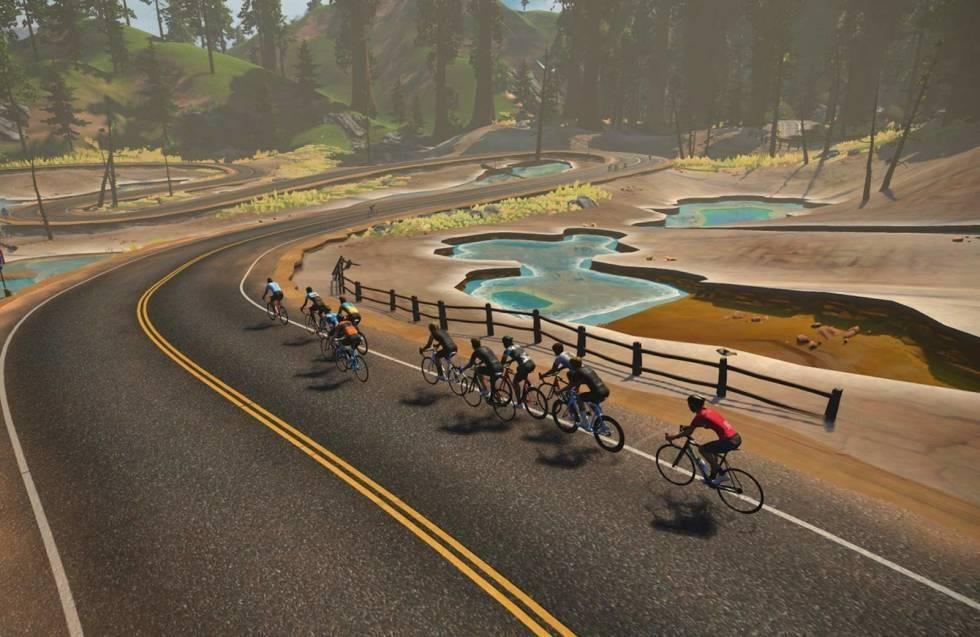 Kom i form og bli en bedre syklist med zwift
