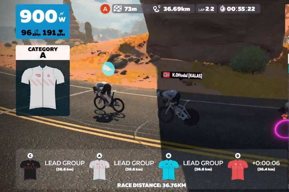 Zwift Norgescup