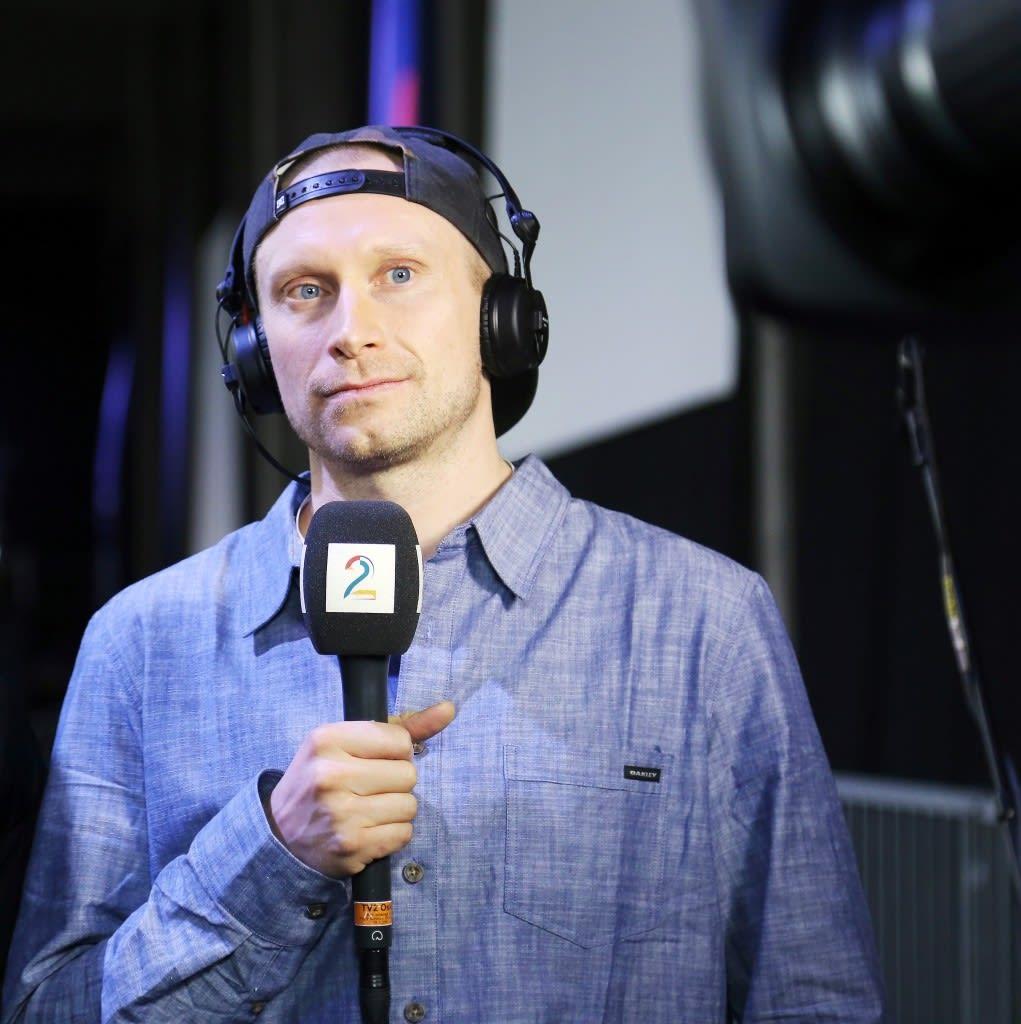 EKSPERT: Henning Braaten var TV 2s skateboardekspert under X Games. Nå starter han med umiddelbar virkning i NORB.