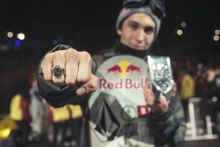 Marcus Kleveland vant Air & Style sammenlagt. Foto: Process Films