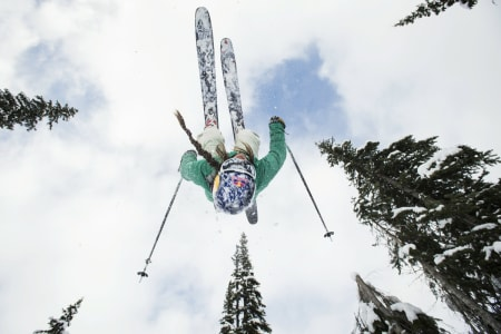 Foto: Alain Sleigher / Red Bull Content Pool (Michelle Parker)