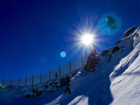 Endeleg på ski i Andorra!