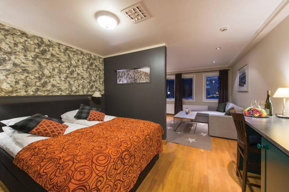 Pers hotell er et unikt hotell med en rekke ulike rom å velge mellom