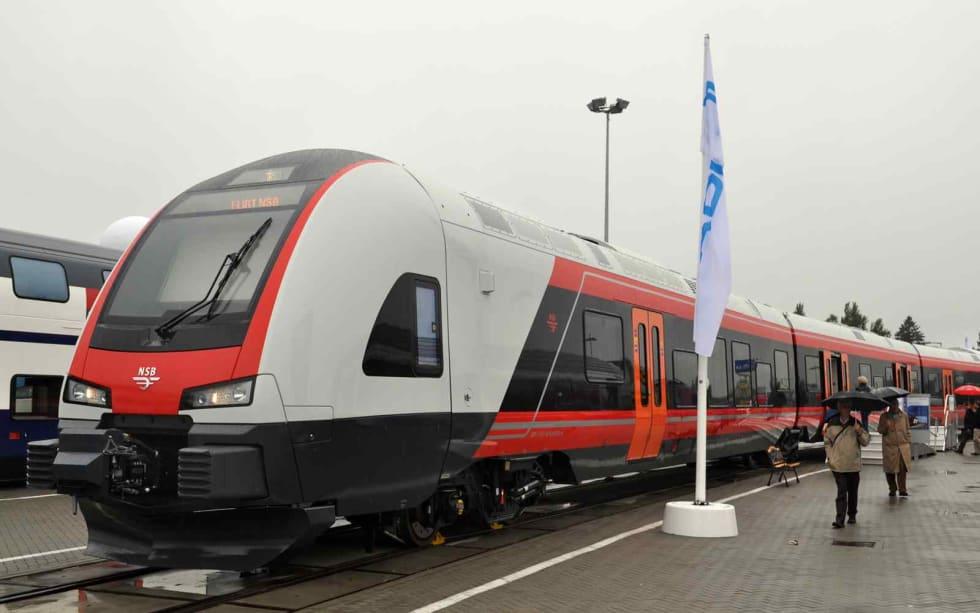 Toget er det enkleste og mest behagelige reisealternativet fra Bergen og Oslo.