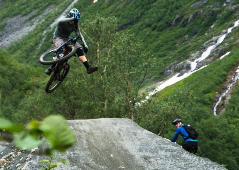 Napen. Foto: Henrik Ulleland