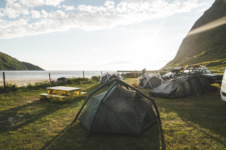 Kjøp telt fra Heimplanet, og få sponset festivalpasset