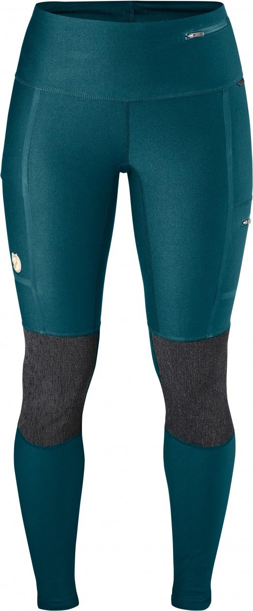 Teknisk og slitesterk tights fra Fjellräven, laget for fottur.