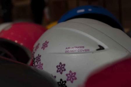 Brukte alpinski til barn?