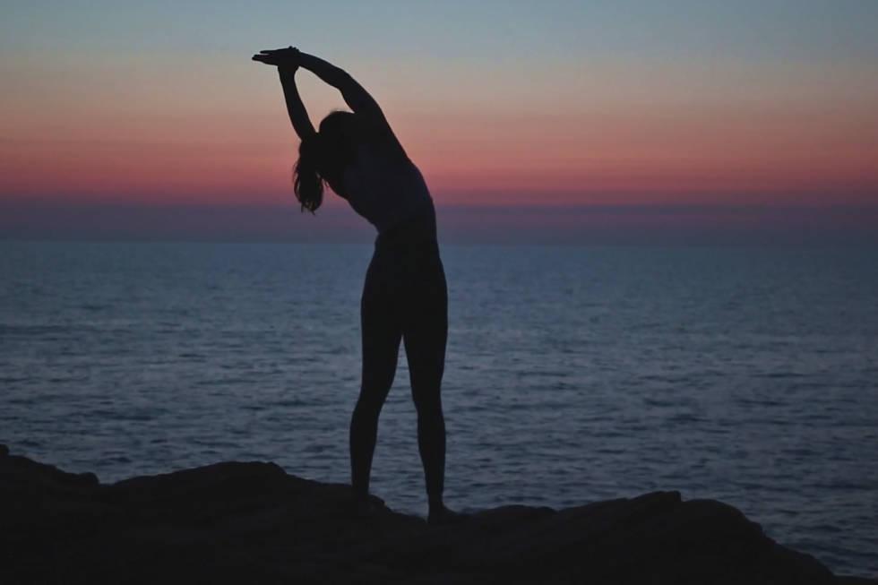 Iris Straume er yogainstruktør på Utflukt 2021.