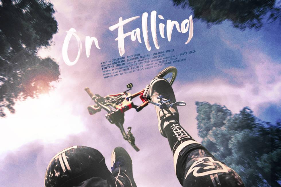 On Falling er en kortfilm av Josephine Anderson